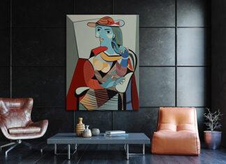 Obrazy kubistyczne – dekoracja nie tylko dla koneserów sztuki